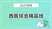 2020考研西医综合精品班