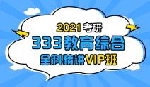2021考研333教育综合全科精讲VIP班
